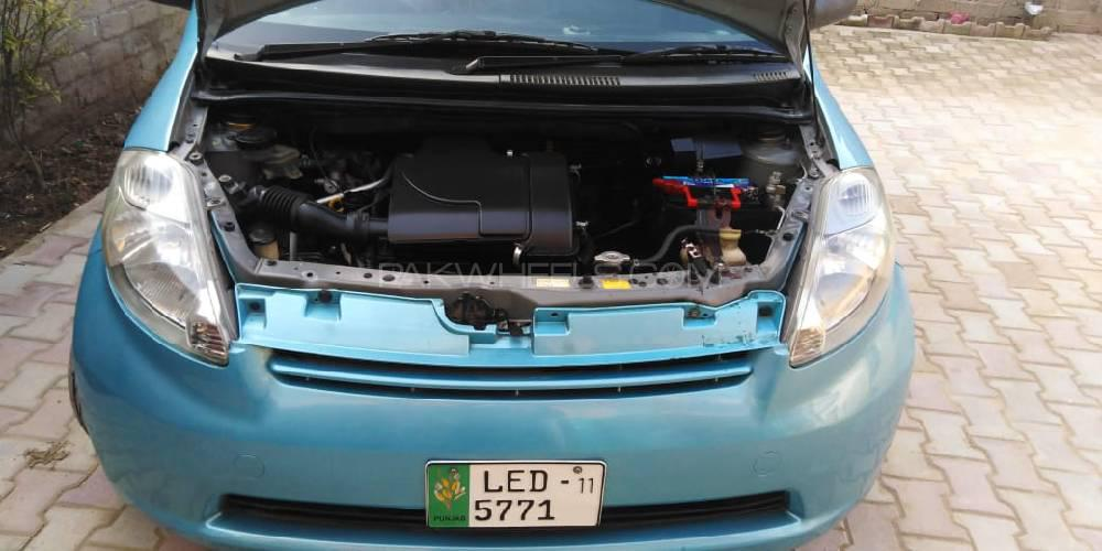 Toyota Passo G 1.0 2006 Image-1