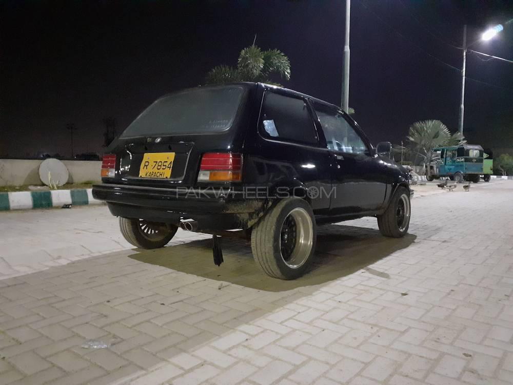 Suzuki Swift - 1986 shah Image-1