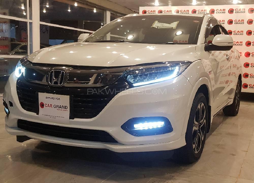 Honda Vezel Hybrid Z Honda Sensing  2019 Image-1