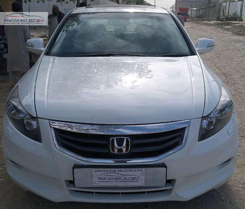 Honda Accord Type S Advance Package 2011 Image-1
