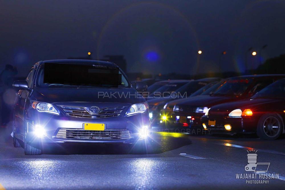Toyota Corolla - 2012 SR Image-1
