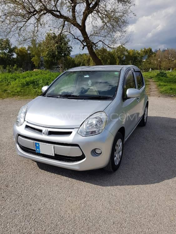 Toyota Passo X L Package 2014 Image-1
