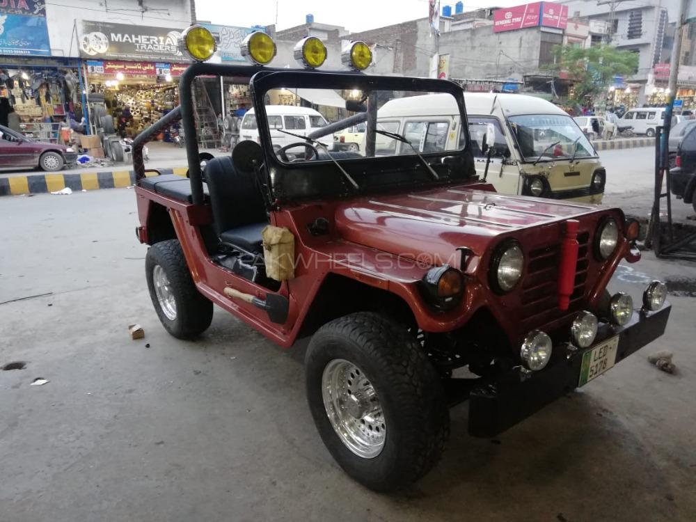 Jeep M 825 - 1987  Image-1