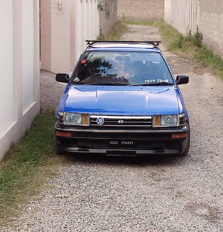 Toyota Corolla - 1987 bnkcrupt Image-1
