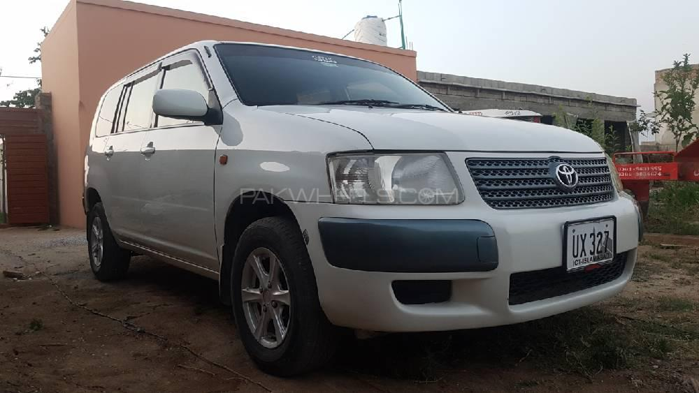 Toyota Succeed - 2006  Image-1