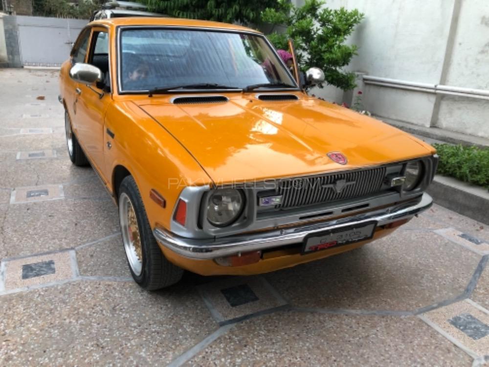 Toyota Corolla - 1970  Image-1