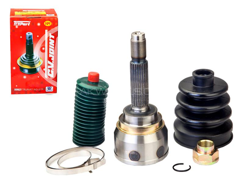 Trupart CV Joint Outer For Nissan March T23 1992-2003 - CVJ-87-T-23 in Karachi