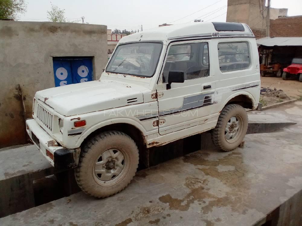 Suzuki Potohar 1993 Image-1