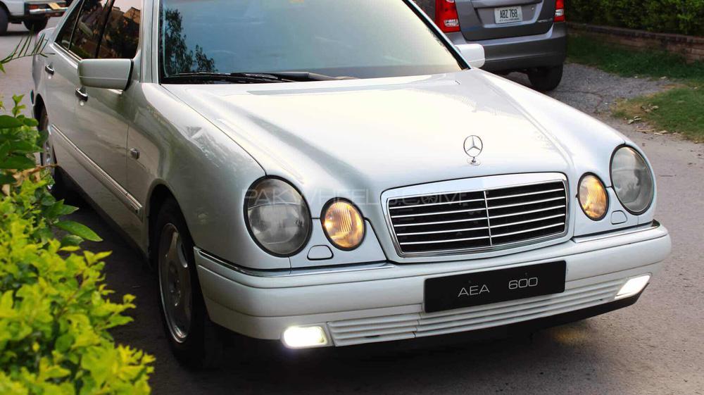Mercedes Benz E Class - 2000 Mahd wajid  Image-1