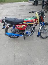 Honda CG 125 - 2019