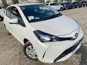 Used Toyota Vitz F Smile Edition 1.0 2016