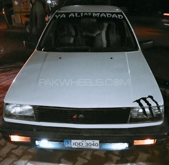 Mitsubishi Lancer GLX 1.3 1987 Image-1