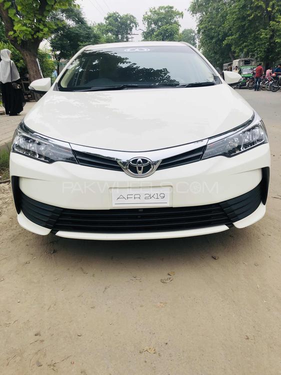 Toyota Corolla - 2019 dhano Image-1