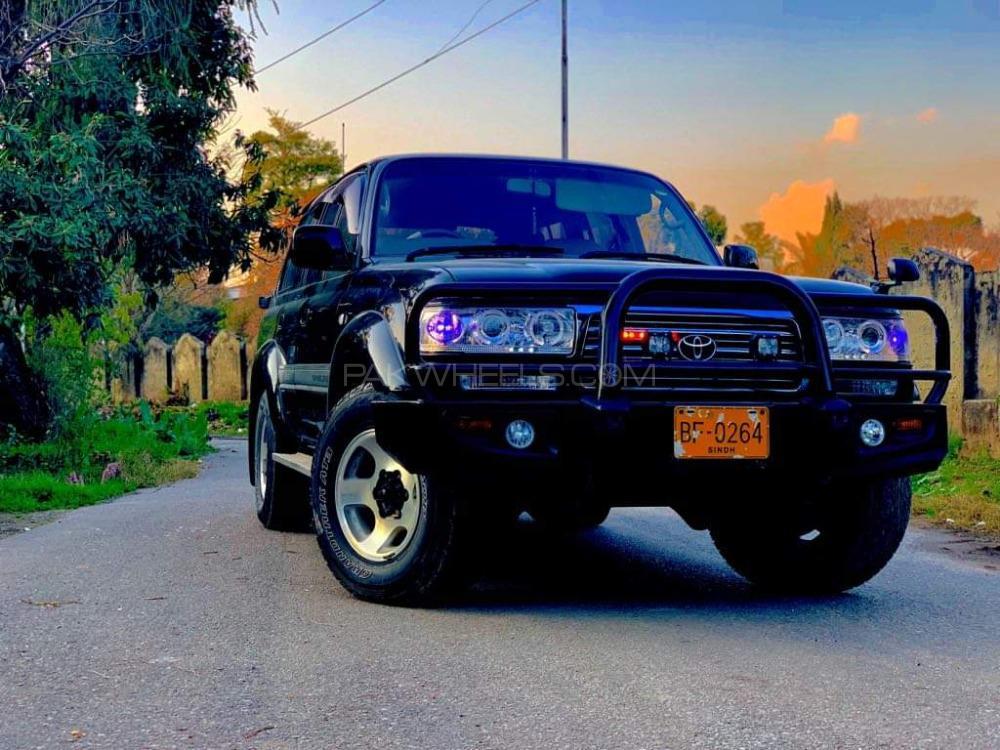 Toyota Land Cruiser - 1998  Image-1