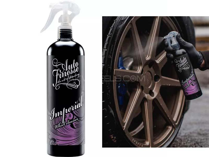Auto Finesse Imperial Wheel Cleaner - 500ml in Lahore