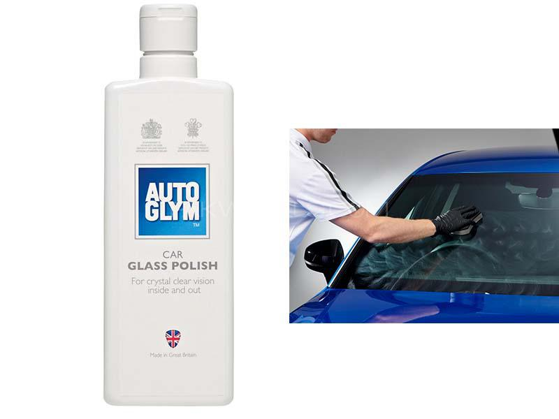 AutoGlym Car Glass Polish 325ml - CGP325 Image-1