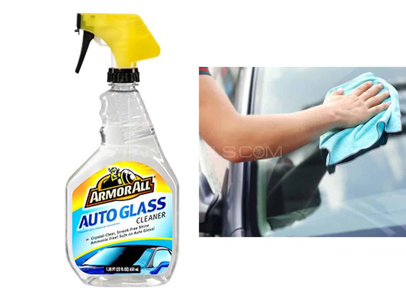 ARMORALL Auto Glass Cleaner 22OZ/650ml  Image-1