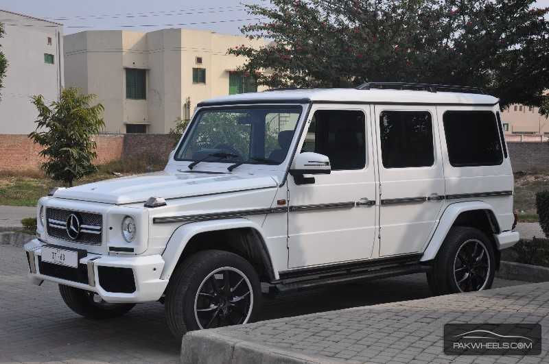 Mercedes benz g class g 63 amg 1996 for sale in lahore for Mercedes benz g class amg for sale