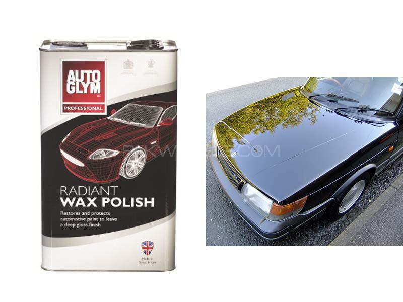 AutoGlym Radiant Wax Polish 5L - 12005 Image-1