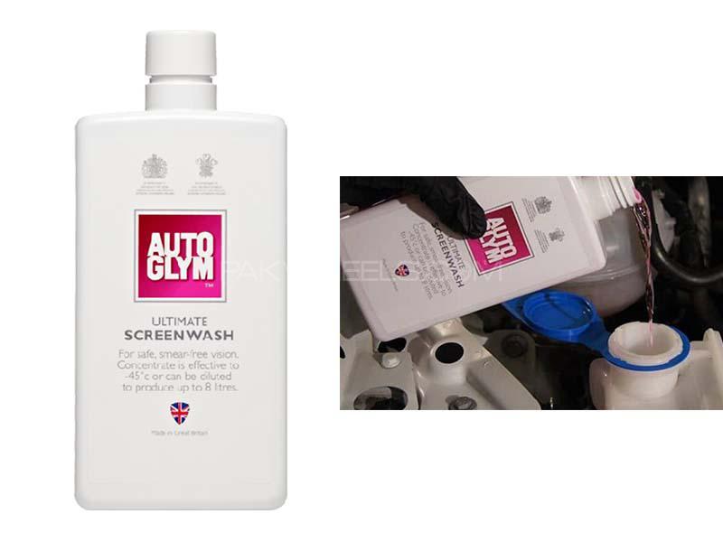 AutoGlym All Season Screen Wash 500ml - SWAS500 Image-1