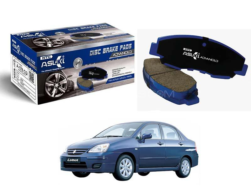 Suzuki Liana 1.3 Asuki Advance Front Brake Pads - A-123 AD in Karachi