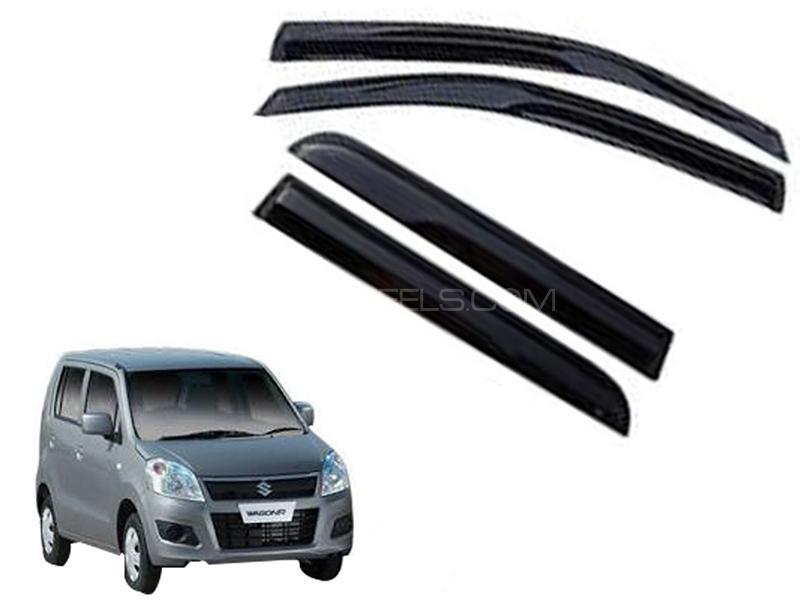 Suzuki Wagon R Local 2014-2021 Sun Visor Air Press - Black  in Karachi