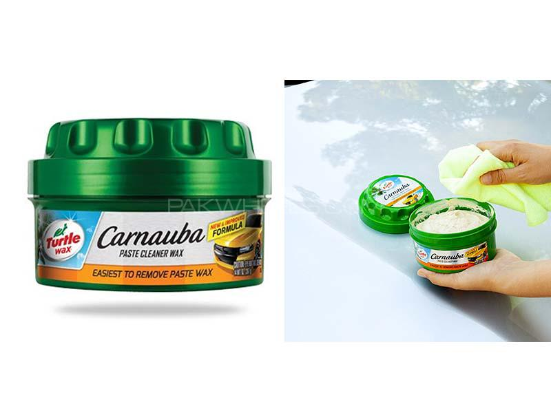 Turtle Wax Carnauba Cleaner Paste Wax 14oz - T5A in Lahore