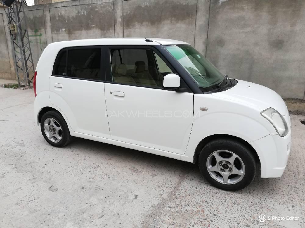 Nissan Pino S 2008 Image-1