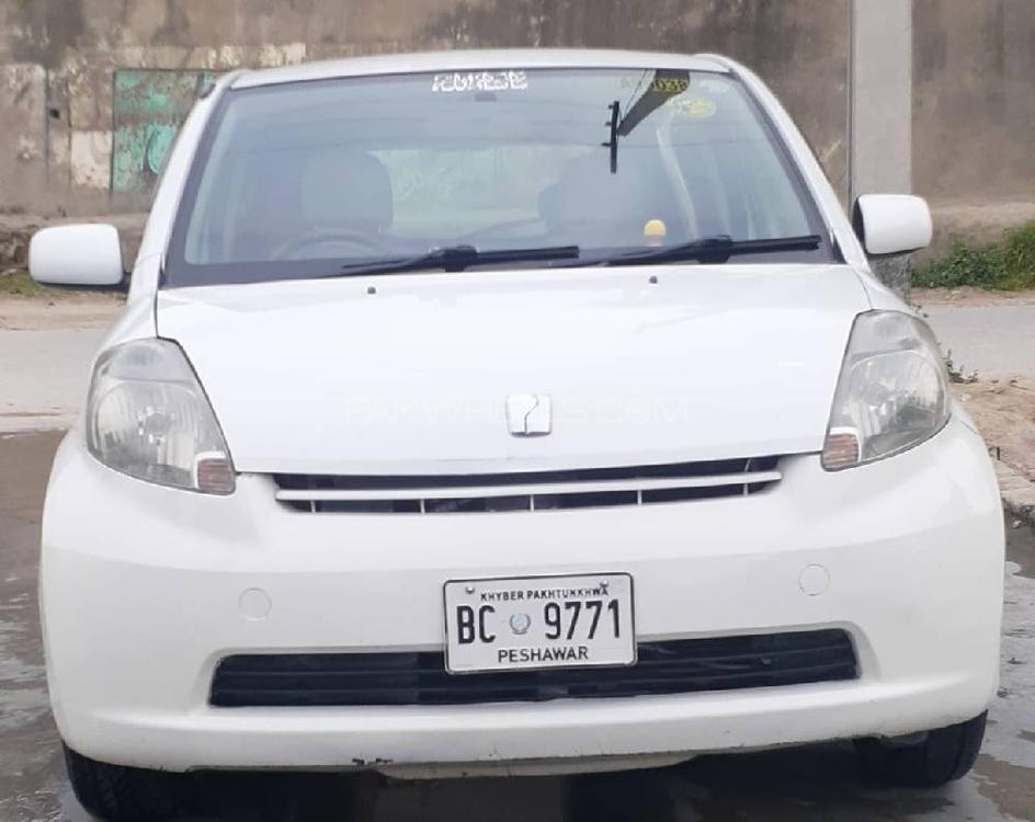 Toyota Passo G 1.0 2005 Image-1