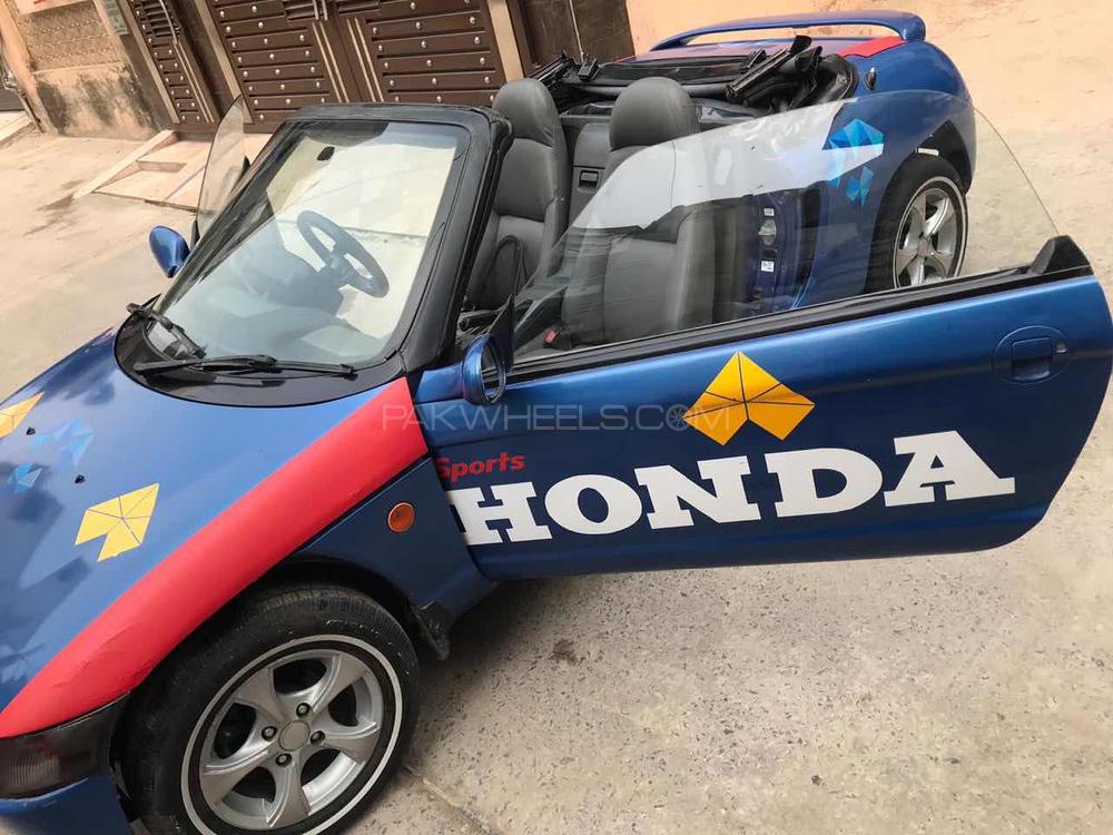 Honda Beat - 2000 blue beetle Image-1