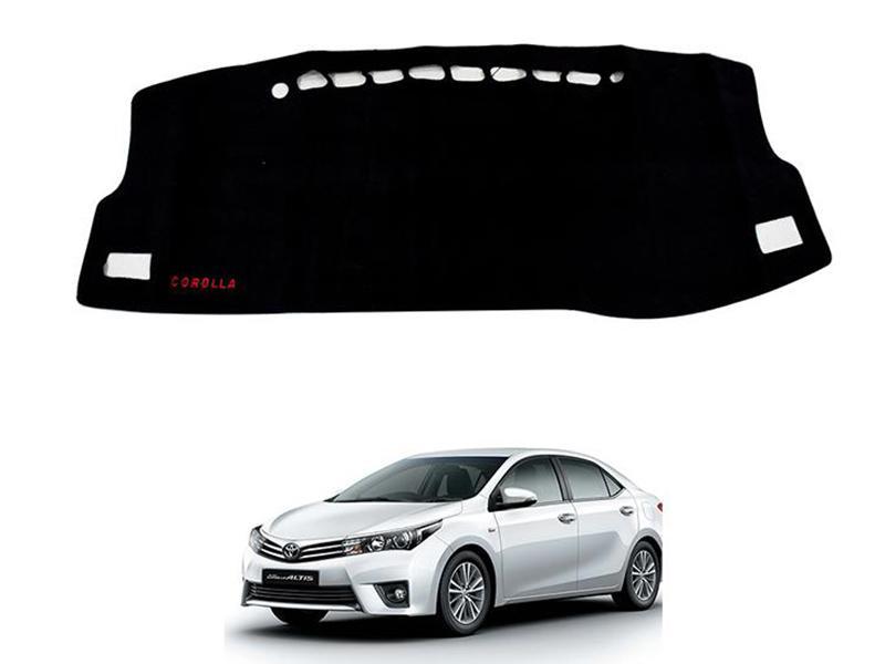 Dashboard Carpet For Toyota Corolla 2014-2020 Image-1