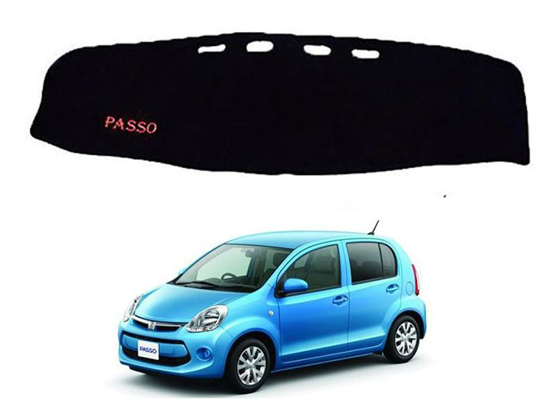 Dashboard Carpet For Toyota Passo 2010-2014 Image-1