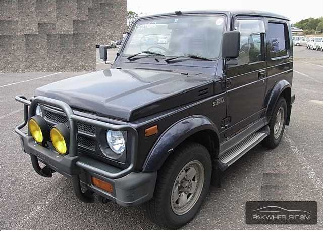 Suzuki Jimny Sierra For Sale In Pakistan