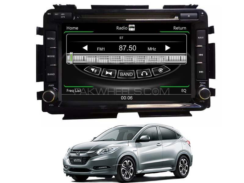 Premier HD Head unit For Honda Vezel 2013-2020 Image-1