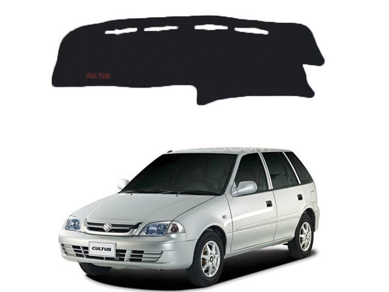 Dashboard Carpet For Suzuki Cultus 2007-2017 Image-1