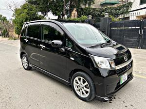 Daihatsu Move Model Year 2014 Import Year 2017 Registration 2017  Total Original Paint Like a brand new car Push start Climate control AC Alloy Wheels Radar And much more