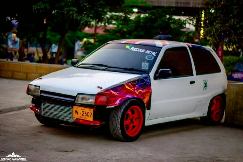 Daihatsu Other - 1988 super sonic Turbo Flame car from front exhaust... Image-1