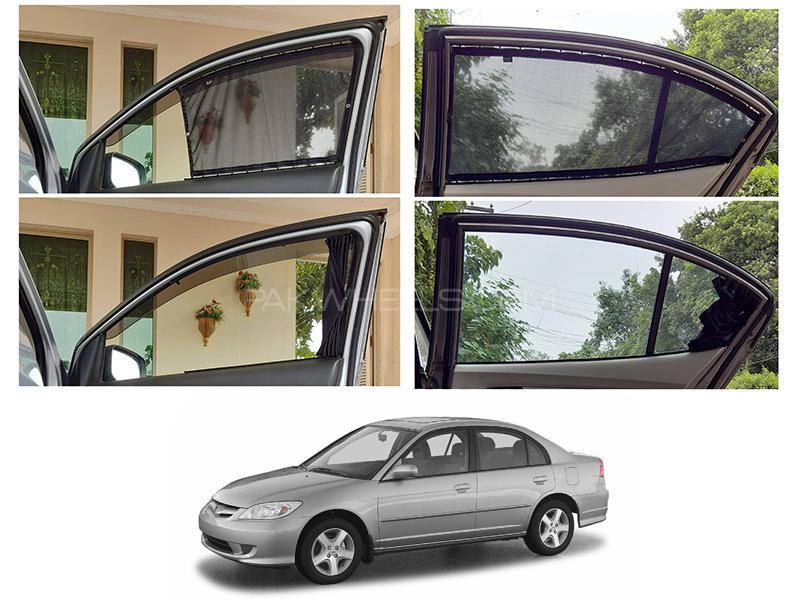MG ZS SUV MPV 5 DOOR 2017/> UV CAR SHADES WINDOW SUN BLINDS PRIVACY GLASS TINT