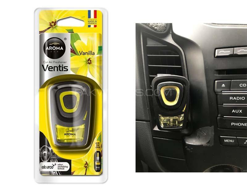 Aroma Ventis Vanilla Air Freshener Image-1