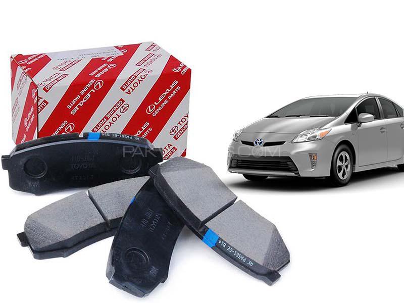 Toyota Prius Genuine Rear Brake Pad For 2009-2015 04466-47051 Image-1