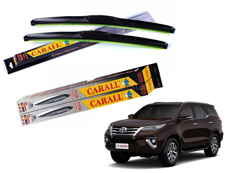 Toyota Fortuner Carall Wiper Blades For 2016-2020 Image-1