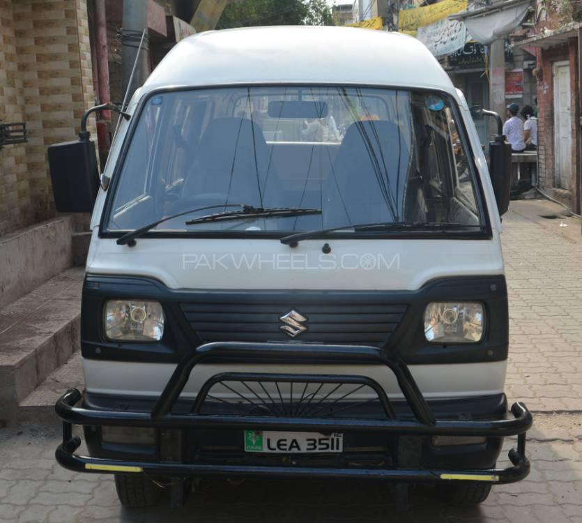 Suzuki Bolan VX (CNG) 2012 Image-1