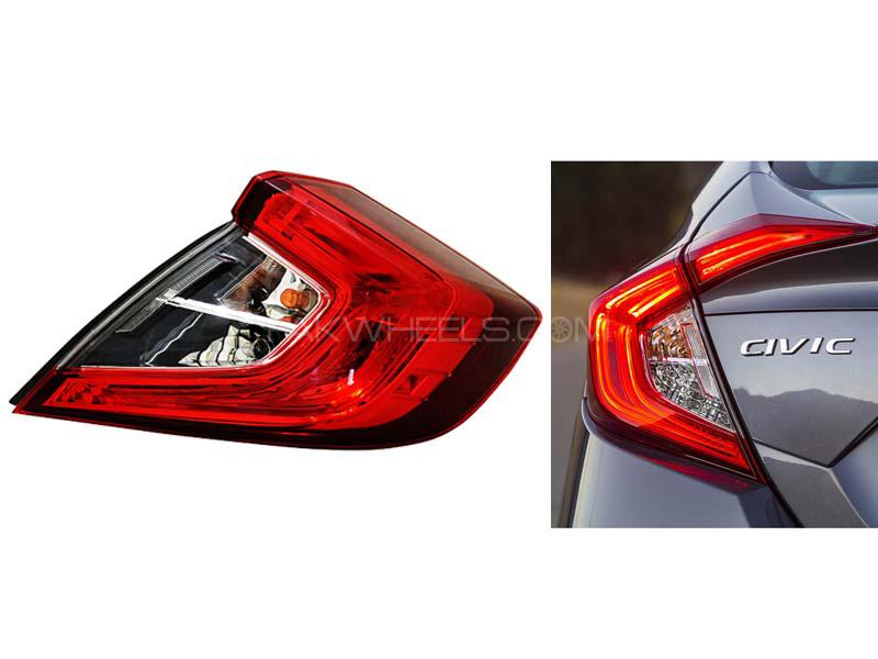 Honda Civic Genuine Rear Tail Light Outer Side For 2016-2020 - LH or RH in Lahore