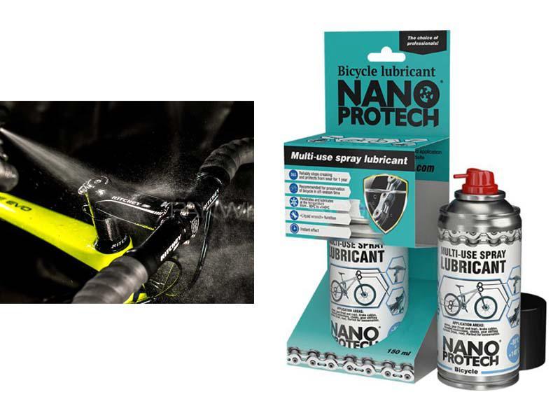 Nano Protech Bicycle Lubricant - 150 ml in Karachi