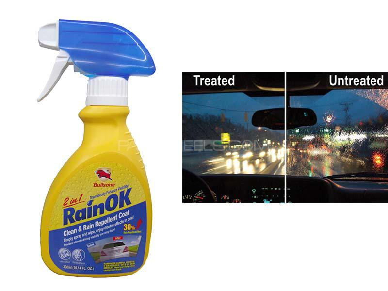 BULLSONE RainOK CLEAN & RAIN REPELLENT 2 IN 1 in Lahore