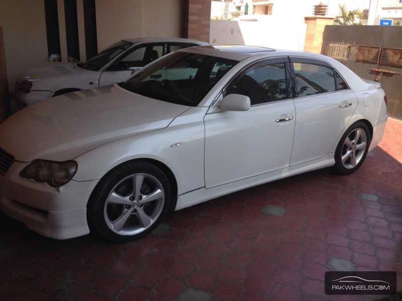 2005 Toyota Mark X 300g Related Infomation Specifications