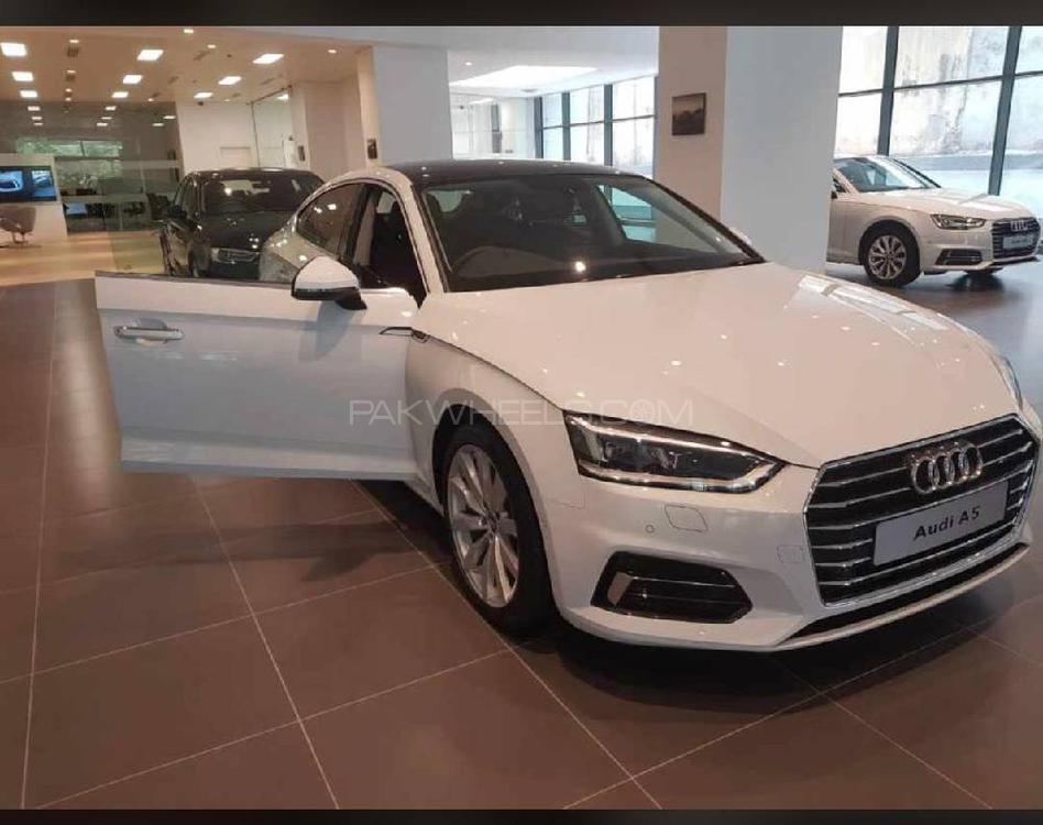 Audi A5 2020 Image-1
