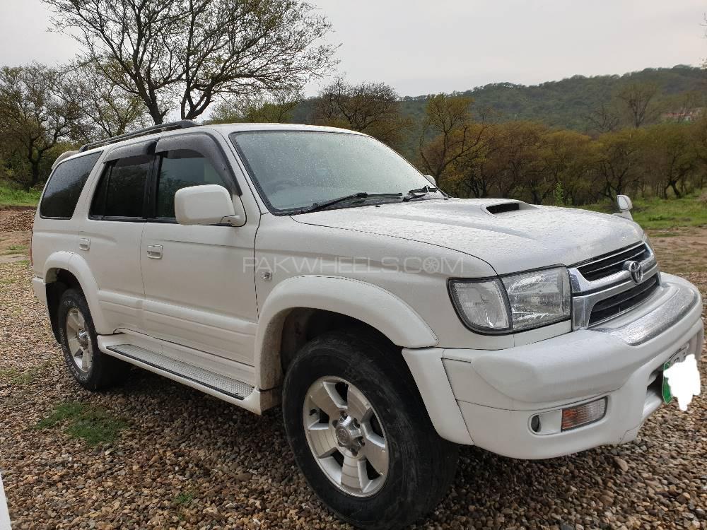 Toyota Surf SSR-G 3.0D 2000 Image-1