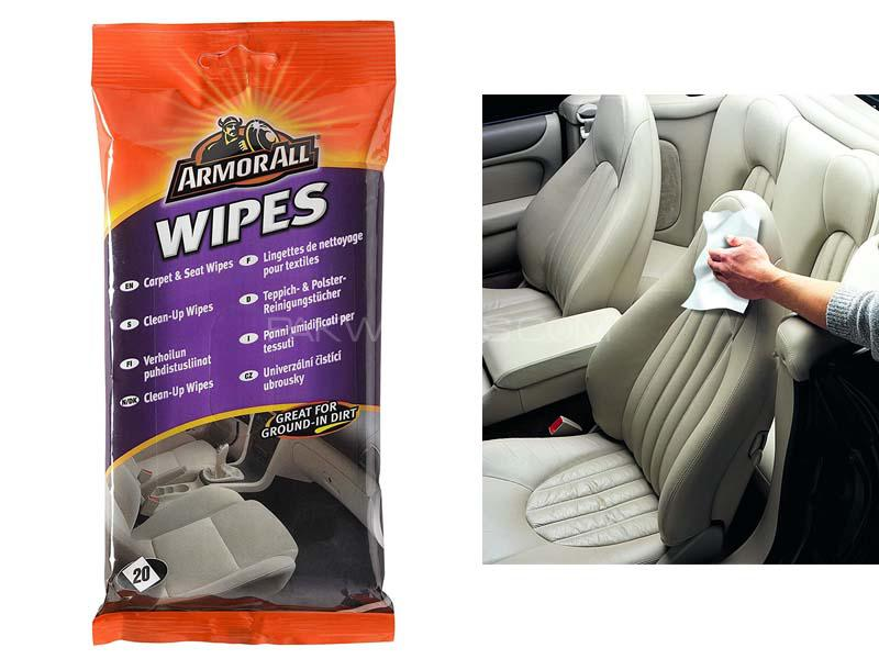ArmorAll Carpet And Seat Flow Wipes 20ct Image-1