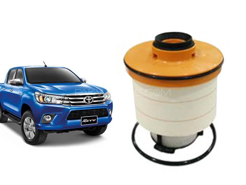 Toyota Hilux Revo Genuine Diesel Fuel Filter For 2016-2020 - 23390-0L070 Image-1